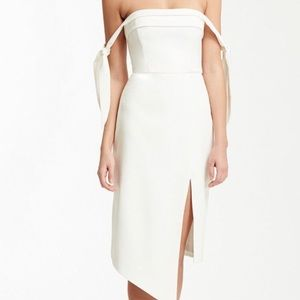 Stylestalker white dress